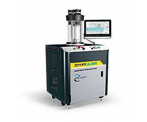 Electro-mechanically operated Asphalt Mixture Performance Tester DynaQube