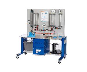 HM 115 Banco de ensayos sobre hidrostática