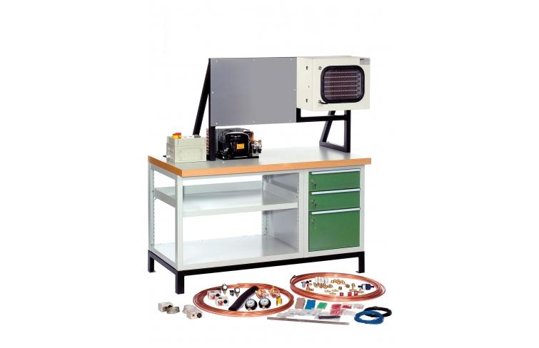 Montaje y mantenimiento: refrigeración