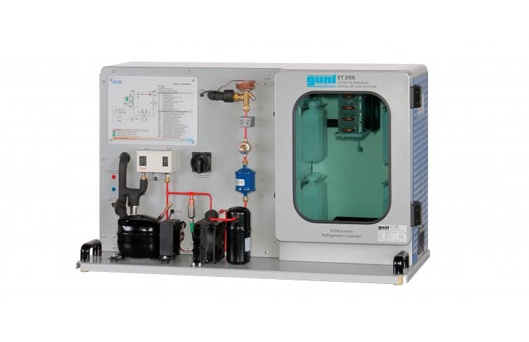 Refrigeración con energía fotovoltaica